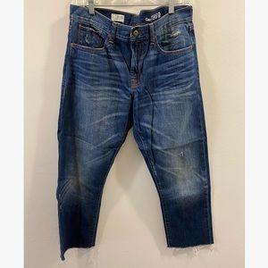 Gap boyfriend jeans size 30/10tall